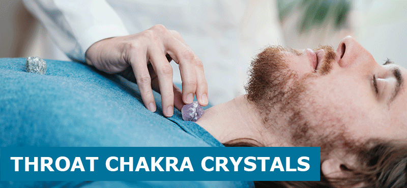 best crystals for throat chakra