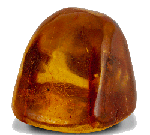 Amber powerfull career stone