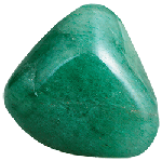 Green Aventurine best crystal to heal headaches and migraines