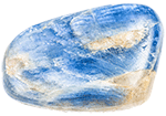 best healing crystal for control anger Kyanite