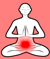Red Crystals Meaning - root chakra