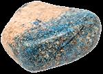 Azurite powerful third eye chakra stone
