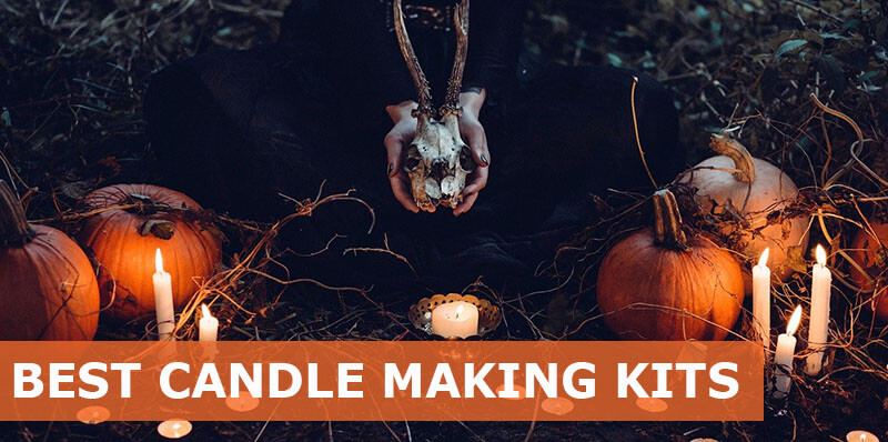 best candle making kits for beginners