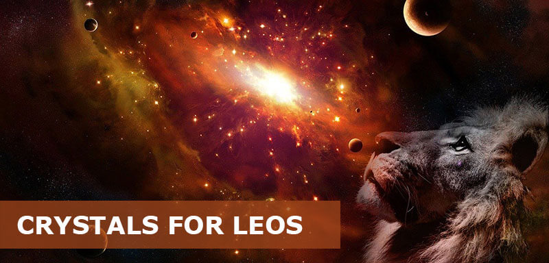 best crystals for leos