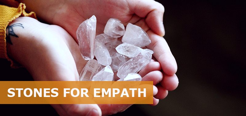 best stones for empath protection