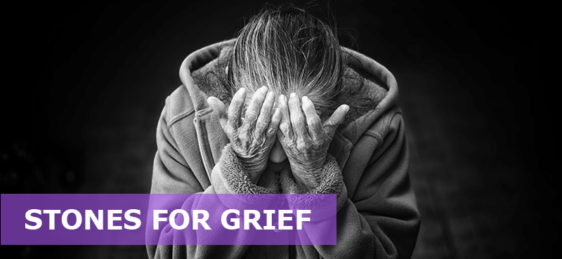 best stones for grief