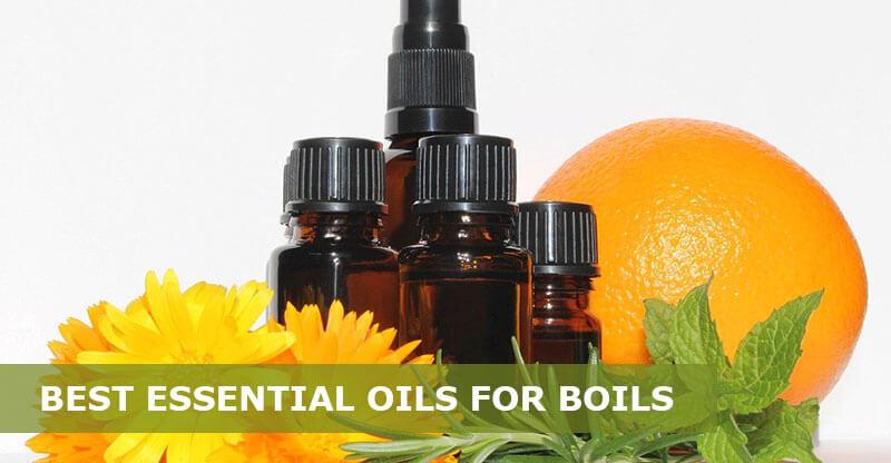 best essential oils for boils