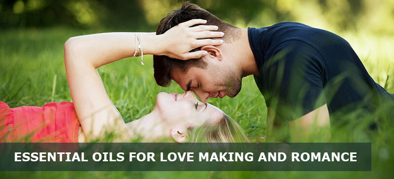 best essential oils for love making