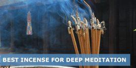 The 5 Best Incense for Deep Meditation