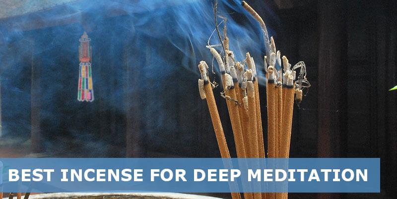 best incense for deep meditation