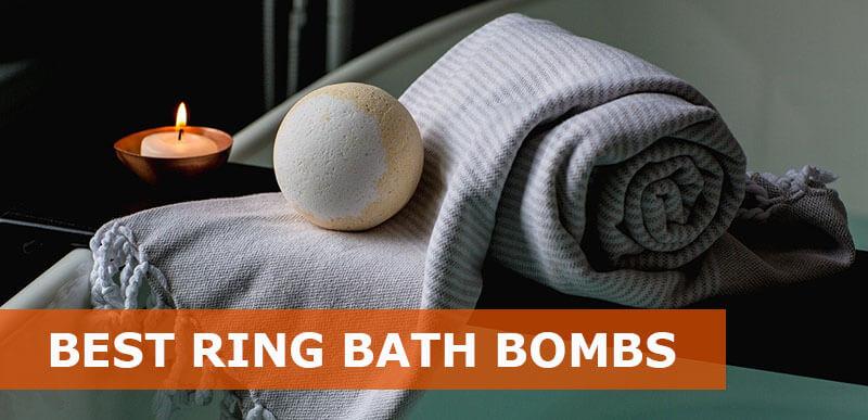 best ring bath bombs