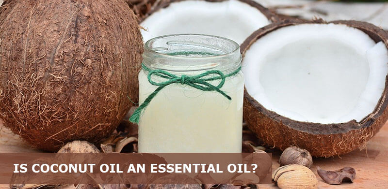 is coconut an essential oil