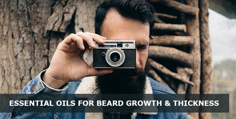best essential oils for beard growth and thickness