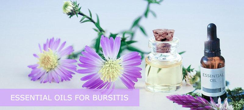 best essential oils for bursitis