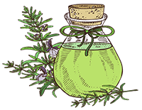 essential oil rosemary for beard growth